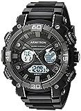 Armitron Sport Men's 20/5108 Analog-Digital Chronograph Resin Strap Watch