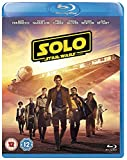 Solo: A Star Wars Story Blu Ray [2018] [Region Free]
