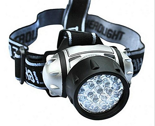 B-sea Ultra Bright headlamp,LED Bulbs which for Camping , Running and Hinking ! Battery Powered Headlights