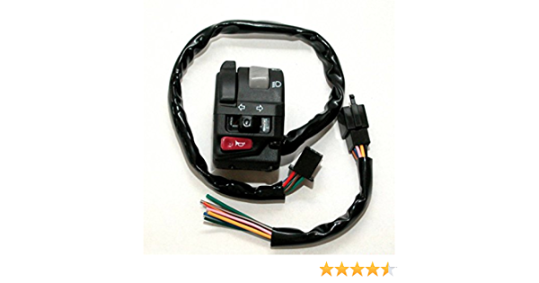Handlebars  12-0205* K/&S Technologies Universal On//Off Switch for 1in