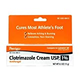 Clotrimazole Cream 1% 15 gm. Tube by Taro