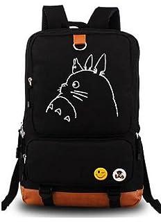 bbf3d88c35 YOYOSHome Japanese Anime Cosplay Luminous Shoulder Bag Backpack Rucksack  School Bag