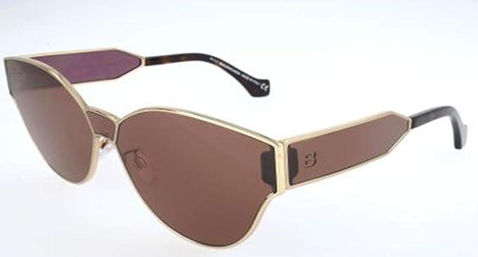 cb4e11ca37 Balenciaga Sunglasses Ba0096 33E-65-12-140 Gafas de Sol, Dorado (Gold), 65  para Mujer: Amazon.es: Ropa y accesorios