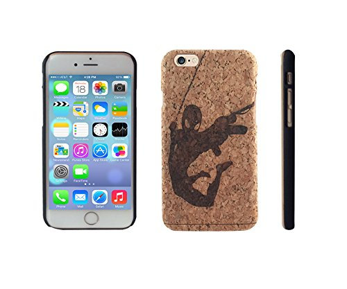 Spider-Man on Cork for the iPhone 6