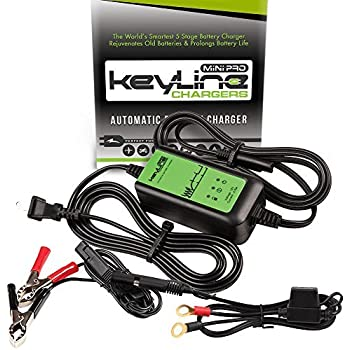 Amazon 12 Volts Lead Acid Battery Desulfator Assembled Kit With. Keyline Chargers Kc75 12v 075 Automatic Mini Pro Car Battery Charger 5 Stage Maintainer Conditioner Desulfator And Tender. Wiring. Gem Car Battery Wiring Diagram Refresher At Scoala.co