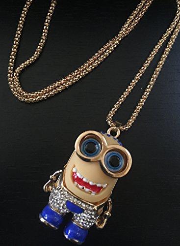 Popular Minion Necklace]()