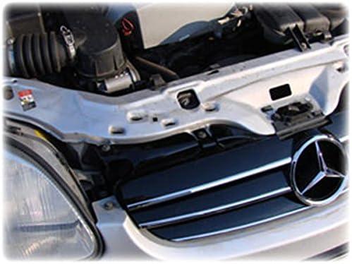 Carparts Online 13608 Sport Grill Kühlergrill Auto