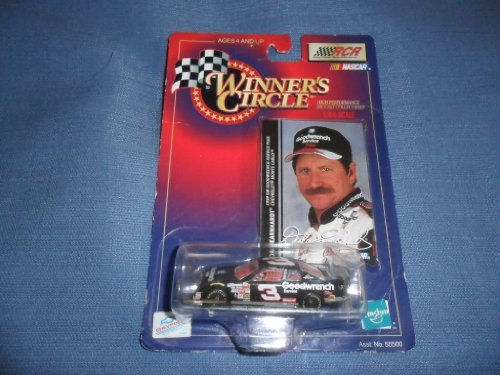 1999 NASCAR Winner's Circle . . . Dale Earnhardt #3 GM Goodwrench Service Plus Chevy Monte Carlo 1/64 Diecast . . . Includes Collector's (Dale Earnhardt Collectors)