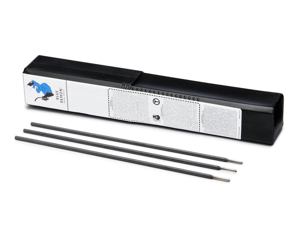 Blue Demon ESt 1/8'' x 14'' 5LB pack Nickel Free Cast Iron electrode