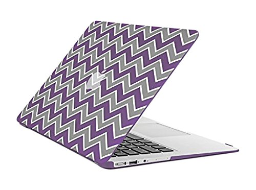 TopCase Chevron Insert Rubberized Macbook