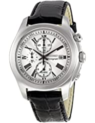 Seiko Mens SNAE29P2 Calfskin Bracelet Watch