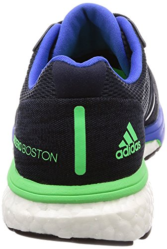 Scarpe Blue Boston legend Uomo Ink Lime Running M Shock Hi Adizero Blu res Adidas 7 6CwqIFw