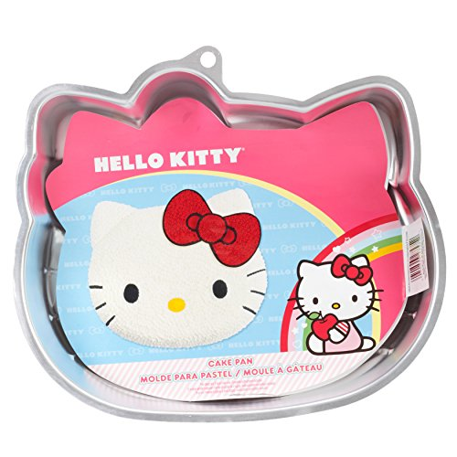 Wilton Hello Kitty Cake Pan by Wilton (Image #1)'