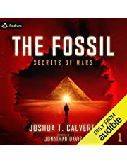 The Fossil: Secrets of Mars, Book 1