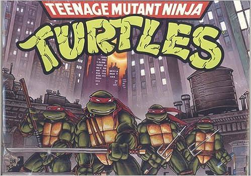 Teenage Mutant Ninja Turtles 1990 Wall Calendar: Mirage ...