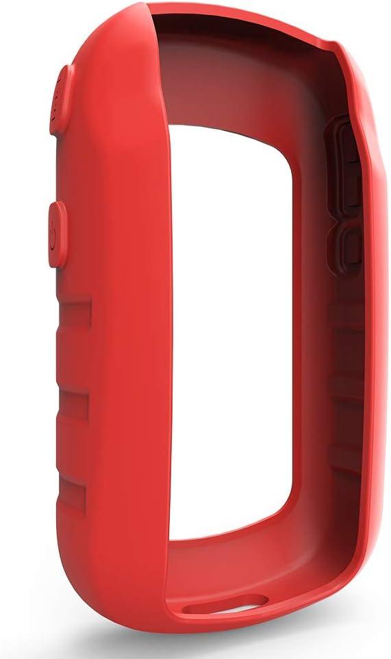 Silicone Protective Cover Skin TUSITA Case for Garmin eTrex 10 20 20X 22X 30 30X 32X Handheld GPS Navigator Accessories