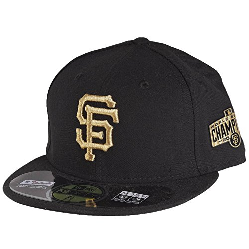 San Francisco Giants Hat 2015 Commemorative Gold 59fifty On-field Fitted Cap  - Buy Online in Oman.  c6daacb2dc20