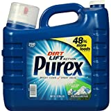 Purex Liquid Laundry Detergent, Mountain Breeze, 300 oz (200 loads)