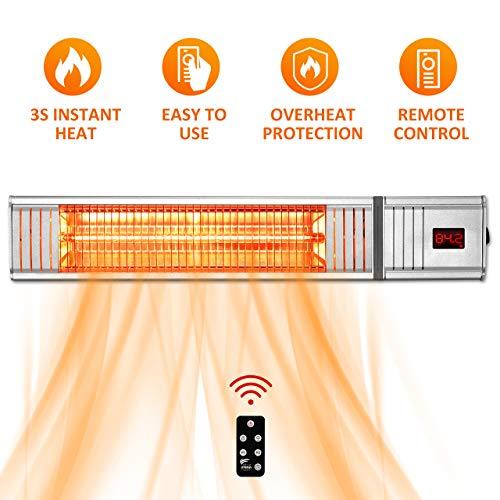patio wall heater - 7