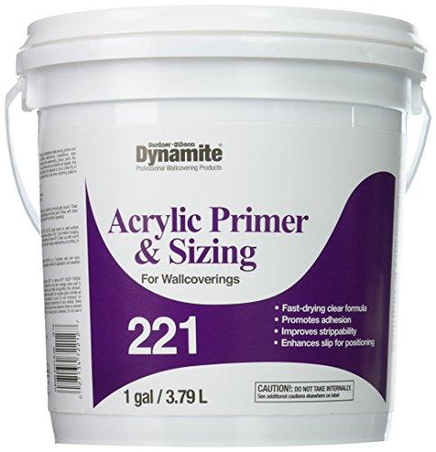 Gardner-Gibson 1943536 7221-3-20 Dynamite 221 Acrylic Primer & Sizing