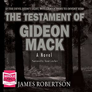 The Testament of Gideon Mack Hörbuch