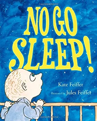 book cover of No Go Sleep!