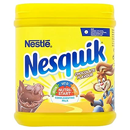 Nestle Nesquik Chocolate, 500g