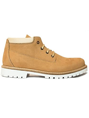 Will's Women's Vegan Boots Ankle Tan Shoes Dock Yvbmg7If6y