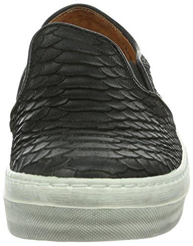 Cashott Cashott A12060-215 Damen Sneakers Schwarz (black Anaconda 310)