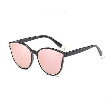 DFIHDCN Gafas de Sol 2019 Moda Mujer Color Gafas de Sol ...