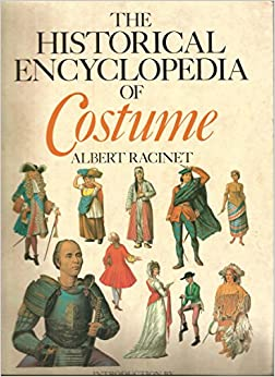 Historical Encyclpdia Of Costume