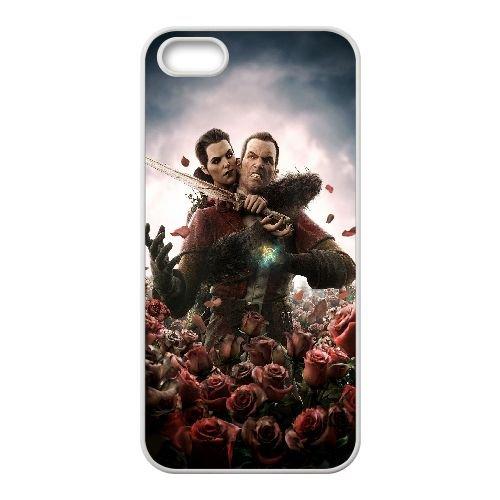 B7V66 déshonoré les sorcières de brigmore T5K4TQ coque iPhone 4 4s cellulaire cas de téléphone couvercle coque blanche XB5VPQ5VX
