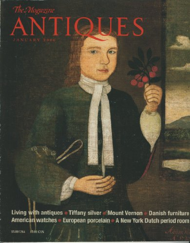 The Magazine Antiques January 2006