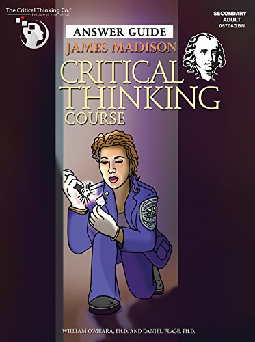 James Madison Critical Thinking Course Guide