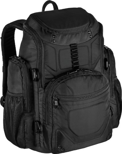 Targus Demolition Backpack Designed to Fit up to 17.3-Inch Laptop, Black (TSB220US), Bags Central