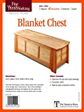 Fine Woodworking's Blanket Chest Plan (Fine Woodworking Project Plans)