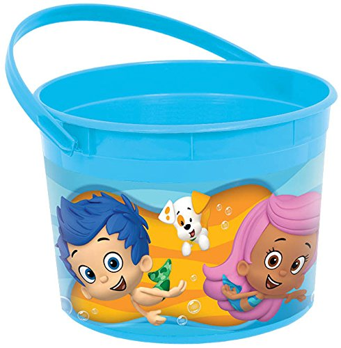 Amscan Bubble Guppies Favor Container (Each) -
