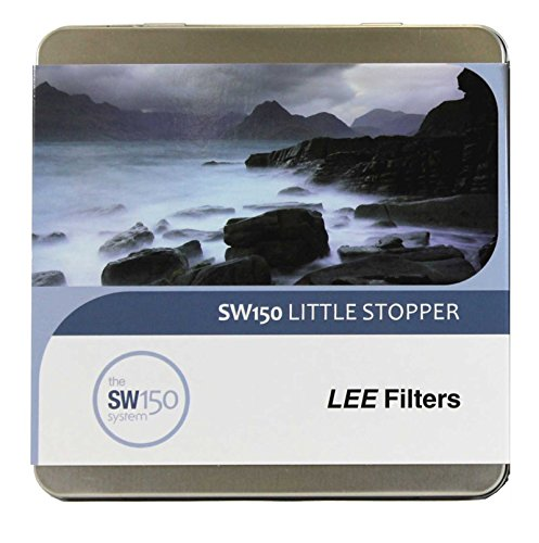 Lee Filters 150x150mm Little Stopper Neutral Density 1.8 Filter for SW150-Series Filter Holder, 6 Stop by Lee Filters