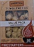 Frontier Brand Tumbleweeds Firestarters - Value