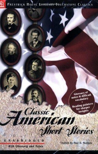 Classic American Short Stories - Literary Touchstone Classic