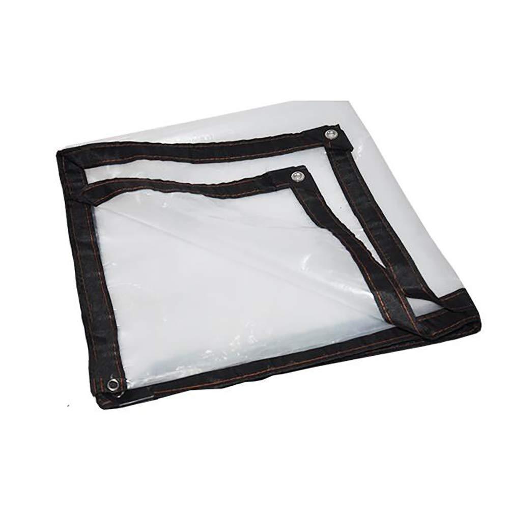 屋外防水防水シート透明防水フィルムプラスチックフィルム防水シート絶縁防風コールドシールフィルム防水シートマルチサイズオプション (サイズ さいず : 4x5m) 4x5m  B07PK7M5YQ