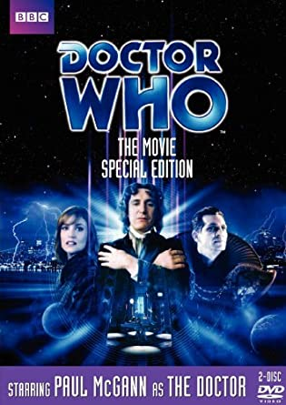 Doctor who the movie special edition dvd review youtube.