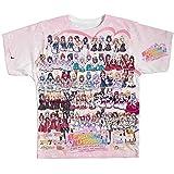 ensemble ヒロインオールスターズ フルグラフィックTシャツ Mサイズ【グッズ】