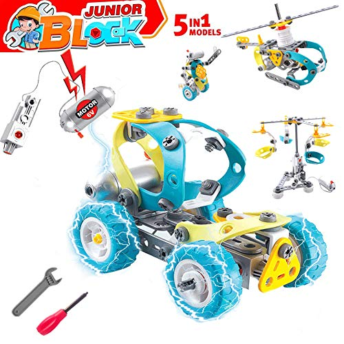 Girls Engineering Toys - Gili STEM Toys for 6, 7,