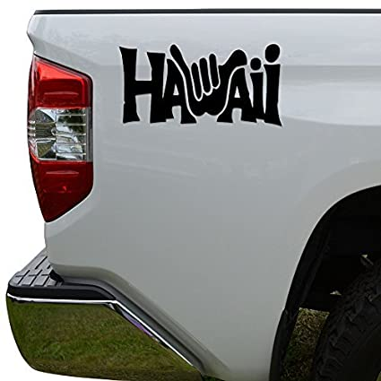 Shaka Sign Hang Loose Hawaii Car Truck Window Vinyl Decal Bumper Sticker