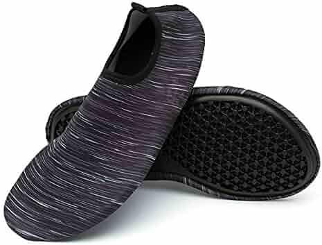 19248e3ba3b Faionny Men Women Single Shoes Surf Water Shoes Soft Yoga Shoes Outdoor  Sport Shoes Diving Swim