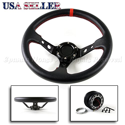 nissan 240sx s13 steering wheel - 9