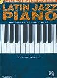 Hal Leonard Keyboard Style Latin Jazz Piano Book/Cd
