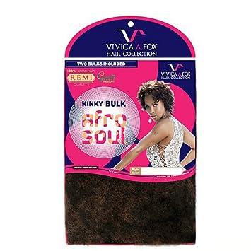 7bbd1bb4986 VIVICA A FOX Human Afro Soul Kinky Bulk 16