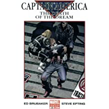 Captain America #25: The Death of Captain America (Marvel Comic Book 2007 - Variant Cover)